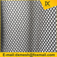 hexagonal mesh fabric for pram upholstery sunshade mesh anti-uv