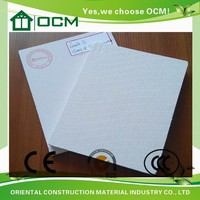 Asbestos Free Mgo Boards Fireproof Wall Panel