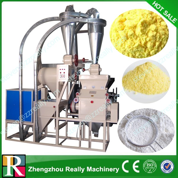 home corn grits flour mill processing machine/corn maize flour mill/small flour milling machine
