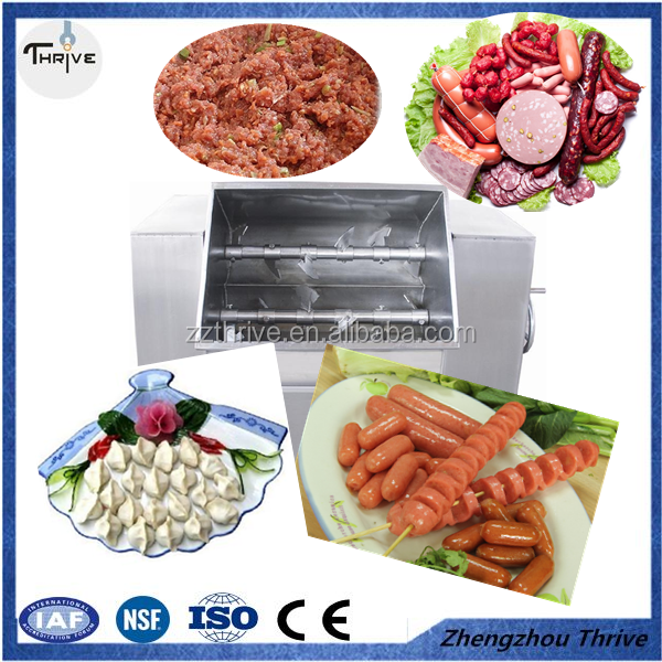 Professional meat grinder machine/sausage used meat mixer/meat stuffing mixer