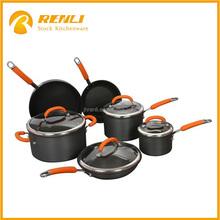 Hot Selling Large Quantity Cheapest Kitchenware Stocklots Supplier from China,Overstock OMS Cookware