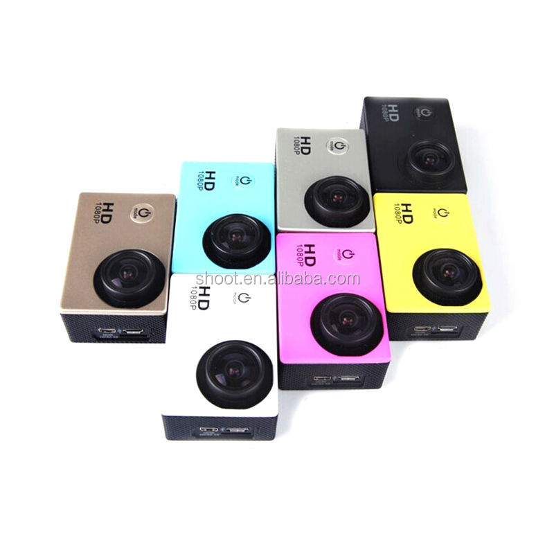 for GoPro action sj4000 action for GoPro full hd action cam HD 1080p Video Photo Helmetcam SJ4000 DV