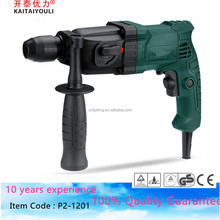 drill machine rotary hammer with good price from china hand tools