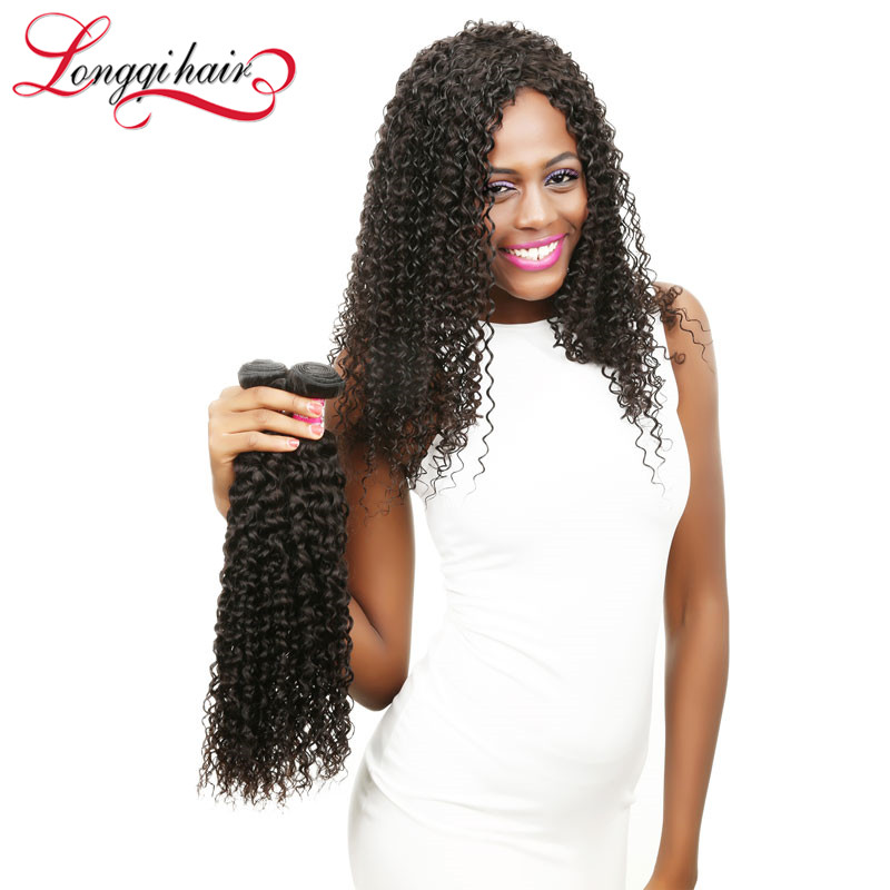 Brazilian Hair Virgin Jerry Curl Human Hair For Braiding Brazilian Jerry Curl Hair Weave