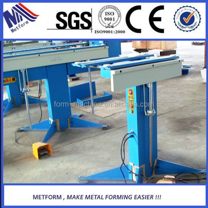 manufacture metal Hand Folding Machine Aluminum Sheet Manual Bending Machinery For Sale