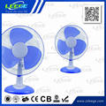 2017 hot sell outlook 12v quiet fan table fan