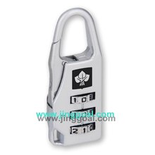 200pcs/lot luggage lock free shipping by express