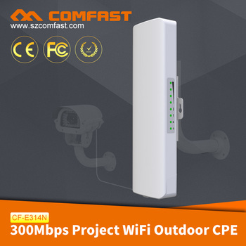 2016 New Arrival COMFAST CF-E314N 5KM Wireless Outdoor CPE/Wireless Bridge/Outdoor Wireless Access Point