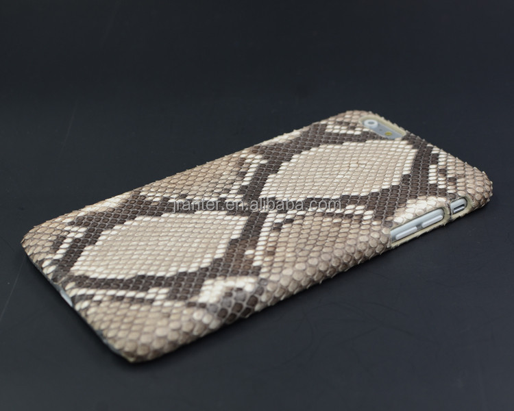 Python Snakeskin Phone Case for IPhone 6, China New Arrive Phone Case Wholesale