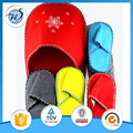 Best price foldable anti-slip bath hotel slipper, cheap hotel slippers