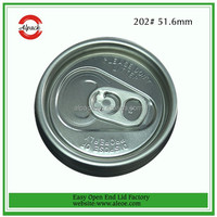 beverage,such as juice,soda drink,energy drink and beer easy open end /can lid