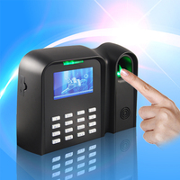 TCP/IP and WIFI Biometric Attendance System/ Fingerprint reade support UPS and Printer output ( Qclear-C)