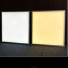 Hall decoration big ceiling light 36w 48w aluminum ip44 led panel light 60x60 cm for indoor