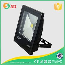 High Cri 80/85/90/95/97 Applicative Dimmable 35W High Mast Area Sport Led Lighting Flood Light