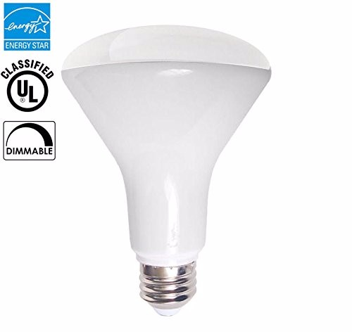 Dimmable Br40 Led 15 Watt Flood Light Bulb 75watt Equivalent ...