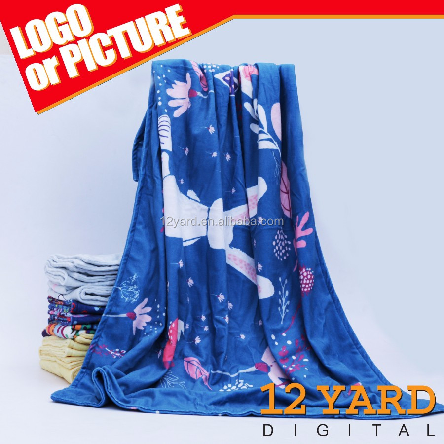 Receiving Blanket, sleeping pod, many designs stocked or OEM inspection service blanket