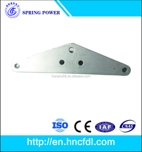 hot dip galvanized steel L yoke plate