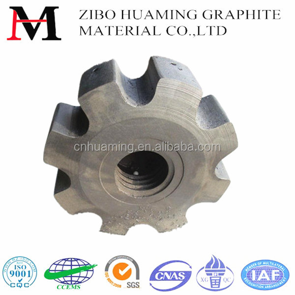 Carbon Graphite Rotor/impeller