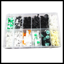 Hardware Assortment Kit 160pc Assorted Car Door Panel Clips