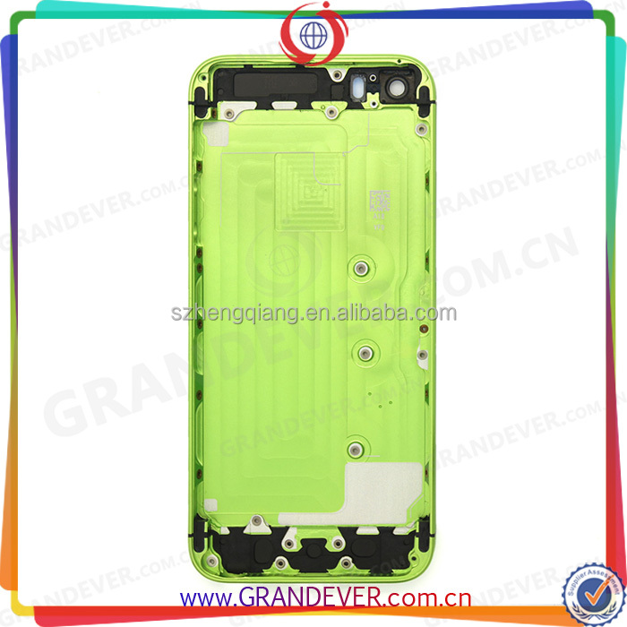 China wholesale Replacement Mobile Phone Cover For Iphone 5s Back Cover Housing