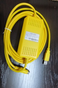 new USB-XGB+ PLC Programming Cable. Optical isolation. XGB/XBC/XBM program download cable