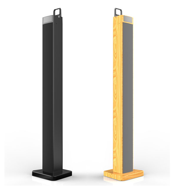 high quality bluetooth tower speakers with remote