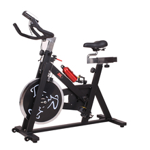 NEW HEAVY DUTY SPIN 11KG FLYWHEEL AEROBIC TRAINING BIKE EXERCISE BIKE FITNESS BIKE HOME FITNESS GYM LED MONITOR