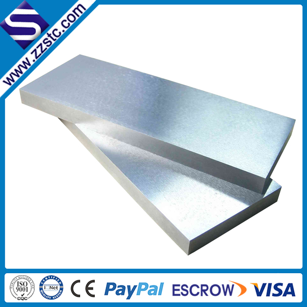 99.95% Pure Rolled Tantalum Plate With Best Price from China Supplier