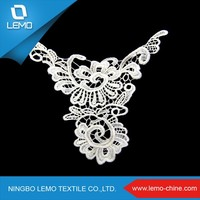 Whosales Latest Neck Crochet Lace Collar, Collar Lace for Garments