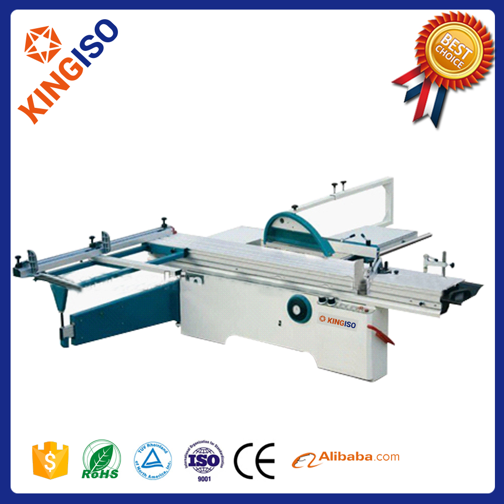woodworking sliding table saw machinery MJ6130TD Plywood cutting saw