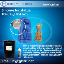 New Arrival RTV Silicone Rubber for Sculpture Molds