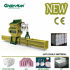 new design densifier to recycle eps xps polystyrene board insulation