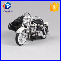 Collectible antique metal crafts Motorcycle model for home decoration