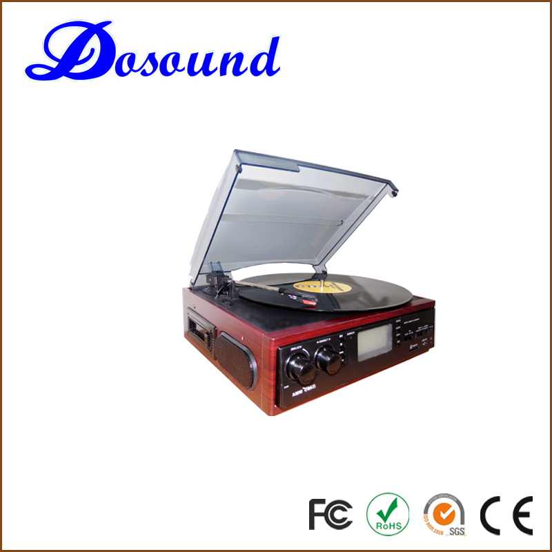 2016 new modern minimalist style simple cassette phonograph player