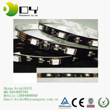 Torshare 2013 new products GS/CE, ROHS, ERP approved 3528/5050 waterproof IP68 Flex LED Strip