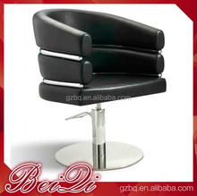 Hair Salon Chairs Styling Colored Wholesale Barber Shop Equipment White Reclining Salon Styling Chairs