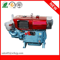 Air cooled 4 stroke diesel engine