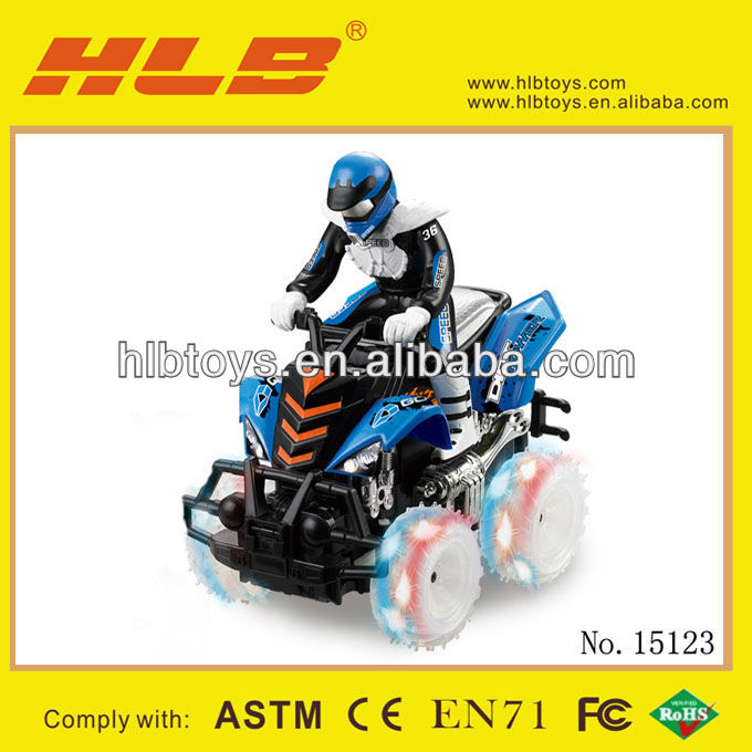 4CH RC Motorcycle (Battery included) 15123