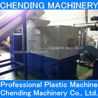 CHENDING plastic film squeezing compactor pp wovenbag squeezing compactor
