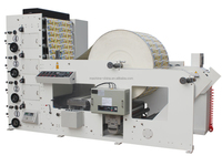 RY-850 PE film roll flexo printing machine at low price