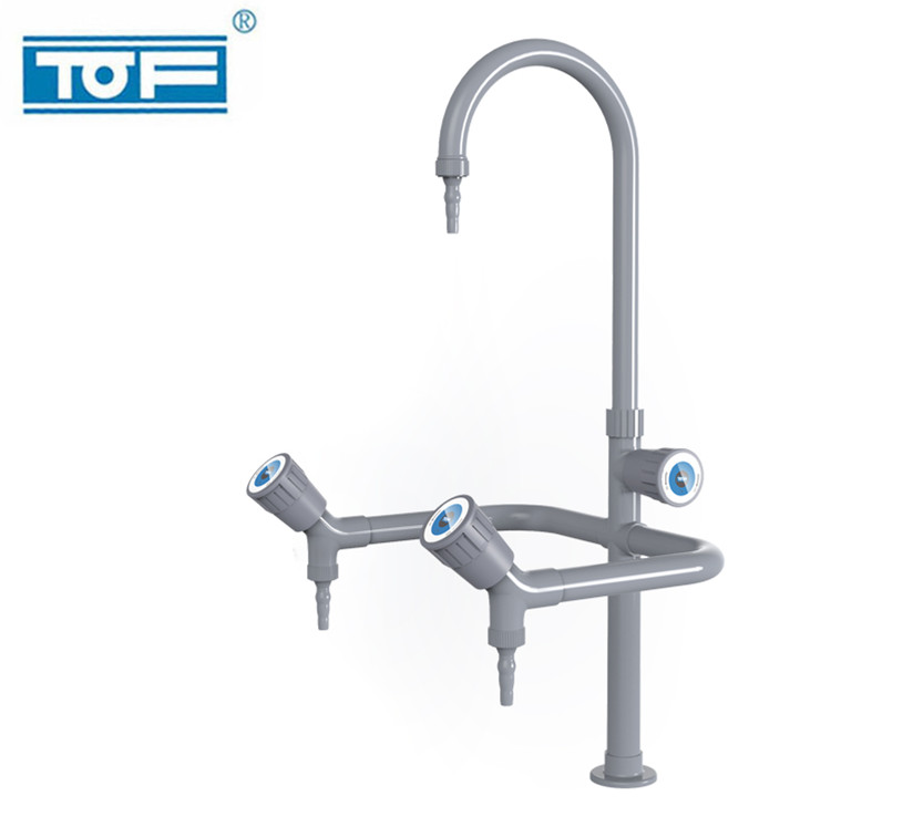 Tof Lab Fitting of Cold Water 3 Outlet Tap