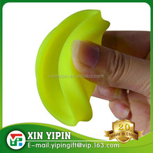 Bulk stock Pressure Relief Silicone flying toys flying spinning toys