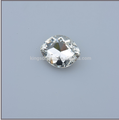Factory direct Charming Crystal point back Navette fancy stone