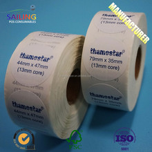 customized adhesive label paper , label stickers , price label