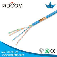 Cable Network New Products Computer Cable 2 Pair Utp Cat5E Cable