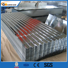 0.3mm GI galvanized aluminium corrugated roofing steel sheet