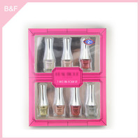 2015 Fashion professional Nail polish nail tool kit accessories
