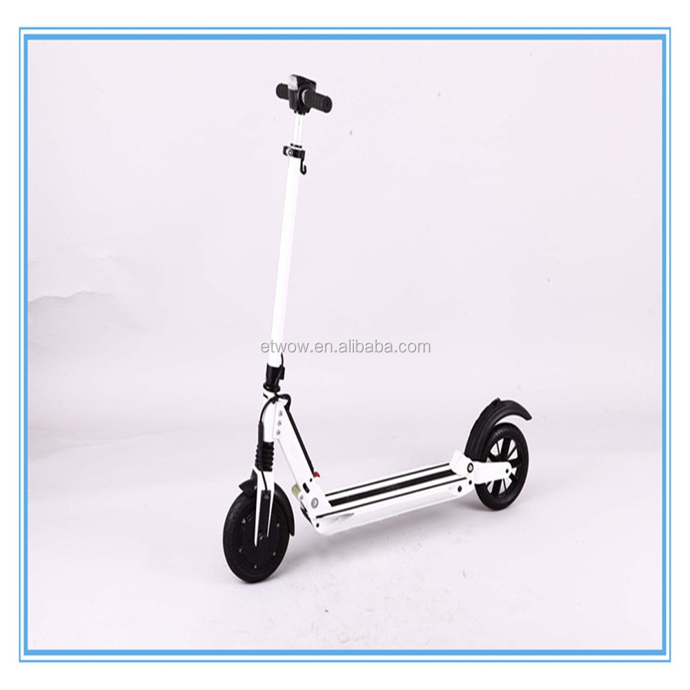 electric scooter personal transport etwow S2 Booster with LED light