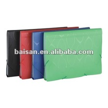 file organizer bag Colored PP Expanding file expanding portable file