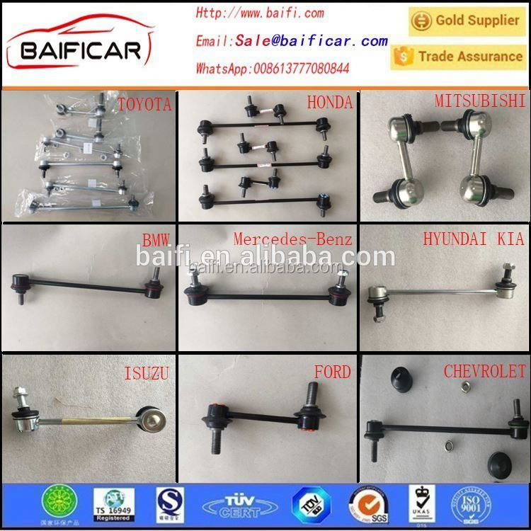 Best price Korean auto bar linkage suspensions stabilizer end link used car parts 0K2N1-34-150A KI-LS-8342 TC2299
